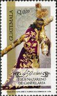 GUATEMALA 450ans Jesus De Candelaria 1v 2013 Neuf ** MNH - Guatemala