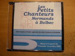CD Les Petits Chanteurs Normands à Bolbec Messe Et Concert Du 16 Octobre 2005 - Canti Gospel E Religiosi