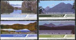 GUATEMALA Paysages 2014 4v  Neuf ** MNH - Guatemala