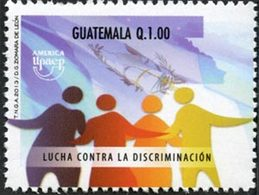 GUATEMALA UPAEP 2013 1v  Neuf ** MNH - Guatemala