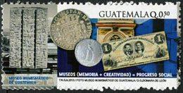 GUATEMALA Musée Numismatique 1v 2014  Neuf ** MNH - Guatemala