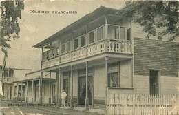 NOUVELLE CALEDONIE  TAHITI  PAPEETE  Rue De Rivoli Hotel De Françe - Nouvelle Calédonie