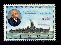 ! ! Timor - 1969 Gago Coutinho - Af. 350 - MNH - Timor