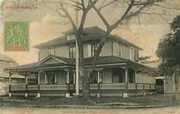 POLYNESIE FRANCAISE   TAHITI  American Consulate - Polynésie Française