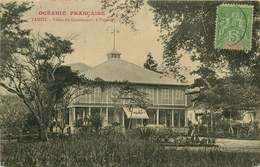 POLYNESIE FRANCAISE   TAHITI  PAPEETE  Palais Du  Gouverneur - Polynésie Française