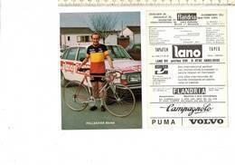 657 - CYCLISME - WIELRENNEN - POLLENTIER MICHEL - FLANDRIA - Cyclisme