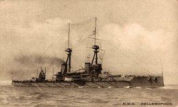 Marine Britannique - H.M.S. Bellerophon - Guerra