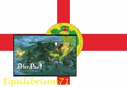 Alderney 2010 Bloc Feuillet Peter Pan / Blok Pieter Pan ** - Alderney