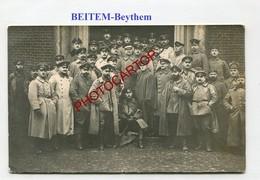 BEITEM-CARTE PHOTO Allemande-Guerre-14-18-1WK-BELGIQUE-BELGIEN-Flandern-Feldpost - Roeselare