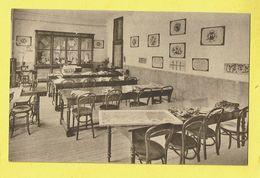 * Melsele (Beveren Waas - Gaverland) * (nr 25) Institut ND De Gaverland, Salle De Coupe, Knipzaal, école, School, Classe - Beveren-Waas