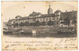 CHALON-SUR-SAONE L'Hôpital - Chalon Sur Saone