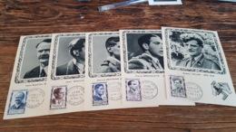 LOT 481593 TIMBRE DE FRANCE PREMIER JOUR 1957 - Frankreich
