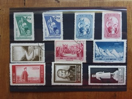 CINA - 4 Serie Anni '50 + Spese Postali - 1949 - ... Volksrepublik