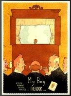 """Kaart Bries """"My Boy"""" (O. Schrouwen) - Livres, BD, Revues"""