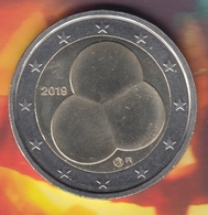 @Y@  Finland   2 Euro Commemorative  2019    (5) - Finland