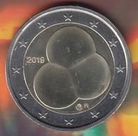 @Y@  Finland   2 Euro Commemorative  2019    (7) - Finlande