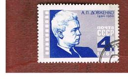 URSS -  SG  3063   - 1964 A.P. DOVZHENKO, FILM PRODUCER    - USED° - RIF. CP - 1923-1991 USSR