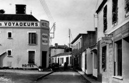 Beauvoir Sur Mer : Grande Rue (cpsm) - Beauvoir Sur Mer