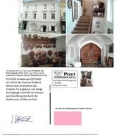1540e: Privatganzsache AK Postkarten-App: A- 2070 Retz, Znaimer Straße 8 - Hollabrunn