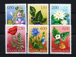 Yugoslavia Nº 1305/10 Nuevo - 1945-1992 República Federal Socialista De Yugoslavia