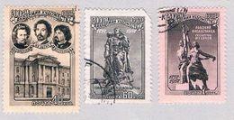 Russia 2018-20 Used Set Art 1957 CV 1.00 (R0981) - Russia & USSR