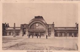 17 Rochefort Sur Mer, La Gare - Rochefort