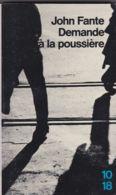 John Fante - Demande à La Poussière - Books, Magazines, Comics