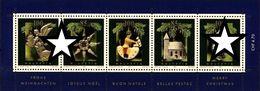 """Schweiz Suisse 2004: Décoration De Noel   Für """"rjrijks"""" Zu-No. Z152+Z157+Z158 Aus Zu 1146 Mi Block 37 Yv BF 37 ** MNH - Zusammendrucke"""