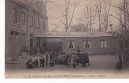 NEUILLY SUR SEINE(INSTITUTION DE SAINTE CROIX) ECOLE - Neuilly Sur Seine