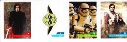 Carte Leclerc 4 Star Wars 2019 2020 N° 16 B 75 08 Maîtriser La Force - Star Wars