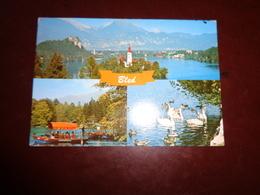 B746  Bled Iugoslavia Viaggiata - Jugoslavia