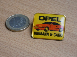 OPEL. IRRMANN CARO. - Opel