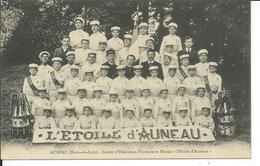 """Auneau- Société D'Education Physique Et Morale """"l'Etoile D'Auneau""""-1913 - Auneau"""