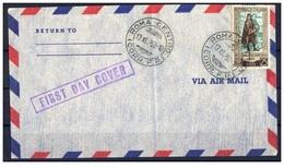 Italia (1953) - Mostra Di Luca Signorelli FDC - F.D.C.