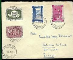 NATIONS UNIES - BRUXELLES - 1958 - - Belgio