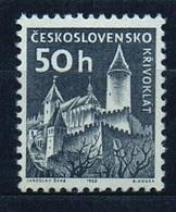 1963 Czechoslovakia MNH - Mi 1431 Yv 1072A ** MNH - Tschechoslowakei/CSSR