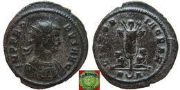 Roman Empire - AE Antoninian Of Probus (276 - 282 AD), VICTORIA GERM - 5. La Crisi Militare (235 / 284)