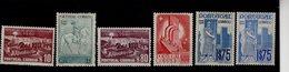 614 - 621 Ex Unabhängingkeitstag * MLH Mint (3) - 1910-... Republic