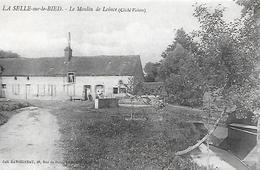 Carte Postale - La SELLE-sur-BIED - Le Moulin De Loince - - France