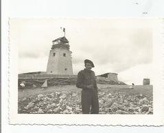 Photographie Guerre D'algérie 62 Bca Poste 171, Chasseur Alpin   Photo 6,8x9,8 Cm Env - Guerre, Militaire