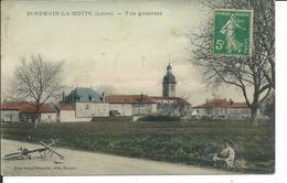 Saint-Romain-la-Motte-Vue Générale - France