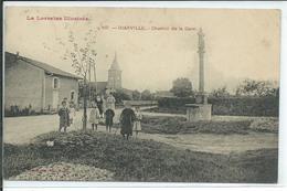 Diarville-Chemin De La Gare - France