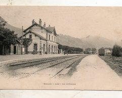 Bussang -   Gare  Vue  Intérieure. - Bussang