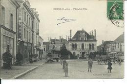 Vihiers- L'Hotel De Ville - Otros Municipios
