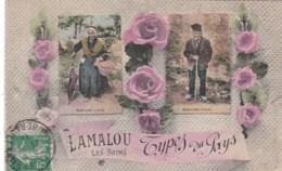 34 - LAMALOU Les BAINS - Types De Pays - Costume Local. - Lamalou Les Bains