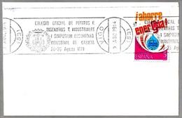 COLEGIO OFICIAL DE PERITOS E INGENIEROS TECNICOS INDUSTRIALES. Vigo, Galicia, 1979 - Fábricas Y Industrias