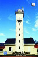 Set 6 Cartes Postales, Phares, Lighthouses Of Europe, France, Les Sables-d'Olonne, Le Phare De La Potence - Leuchttürme