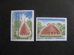 Nouvelle-Calédonie: TB Paire N°553 Et N° 554, Neufs XX . - Unused Stamps