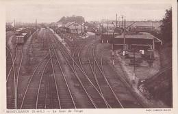 MONTCHANIN                         La Gare De Triage - France