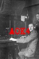 FERNSPRECHER Fernsprech Abteilung Klappenschrank Feldgrau Bayern - War 1914-18